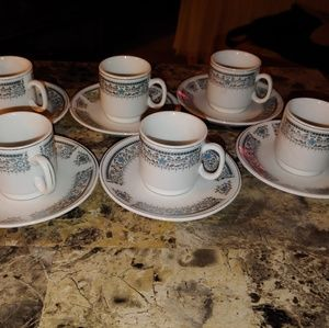 Other - Cute but tiny little cup and saucers